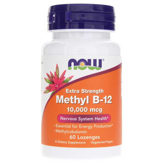Methyl B-12 10,000 Mcg Extra Strength