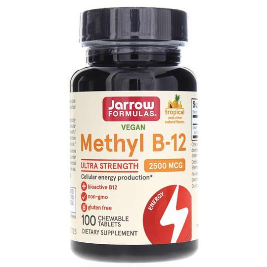 Methyl B-12 2,500 Mcg Tropical
