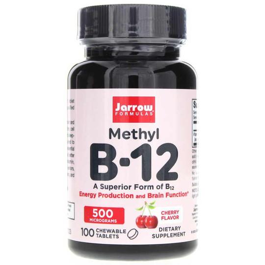 Methyl B-12 500 Mcg