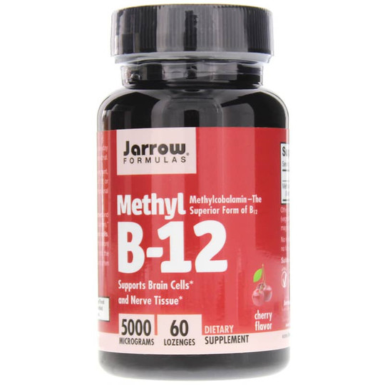 Methyl B-12 5,000 Mcg Cherry