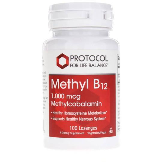 Methyl B12 1,000 Mcg