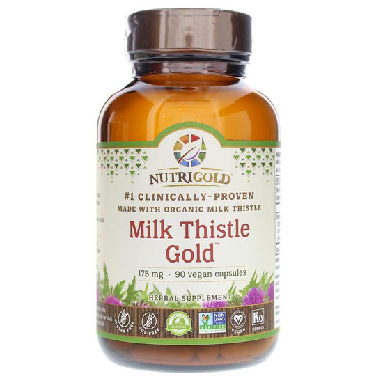 Milk Thistle Gold 175 Mg