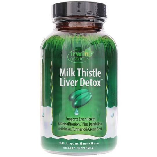 Milk Thistle Liver Detox