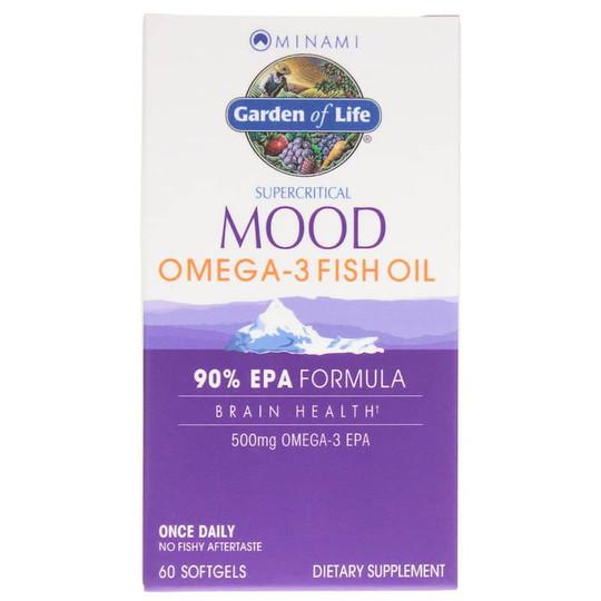 Minami Mood Omega-3 Fish Oil
