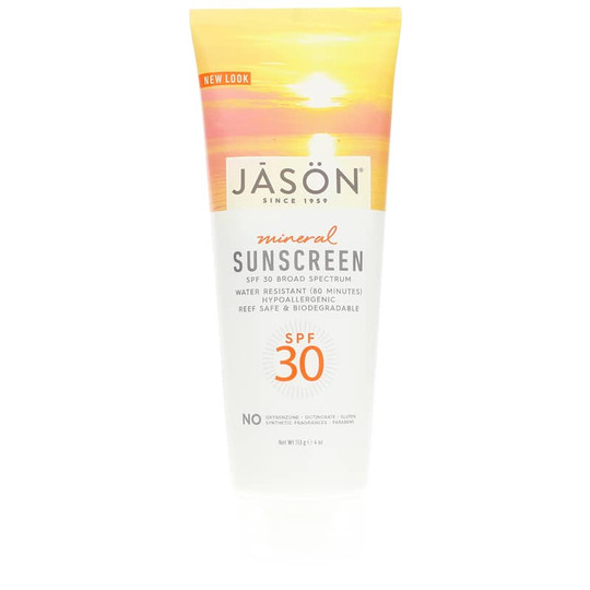 Mineral Sunscreen SPF30