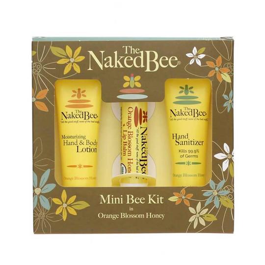 Mini Bee Kit Orange Blossom Honey