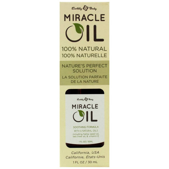Miracle Oil Soothing Formula