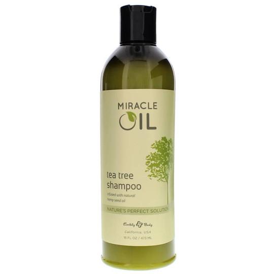 Miracle Oil Tea Tree Shampoo