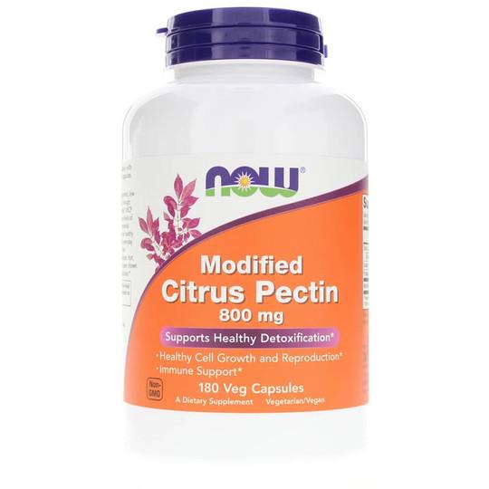 Modified Citrus Pectin 800 Mg