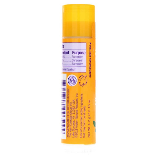 Moisturizing Sunscreen Lip Balm SPF 25