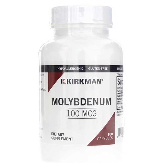 Molybdenum 100 Mcg