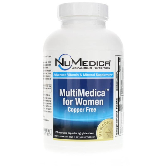 MultiMedica for Women Copper Free