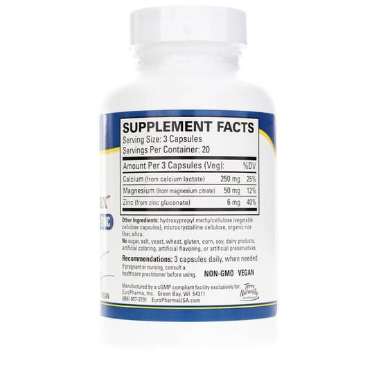 Muscle Relax Magnesium Calcium Zinc