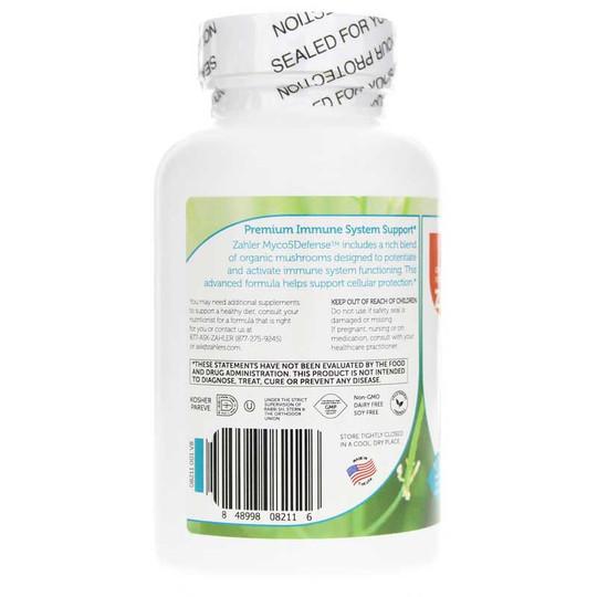 Myco5Defense Organic Mushroom Blend