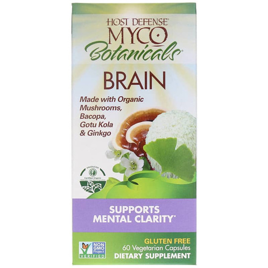 MycoBotanicals Brain