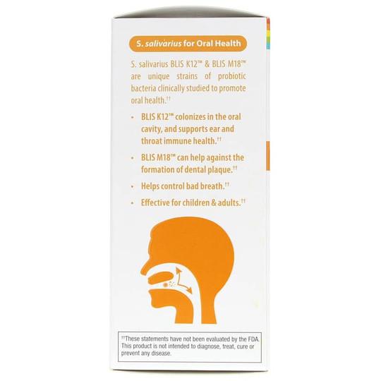 Mycrobiome Probiotic 5 Billion CFU, Mouth & Throat Formula