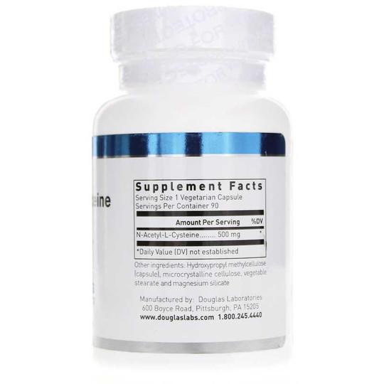 N-Acetyl-L-Cysteine 500 Mg