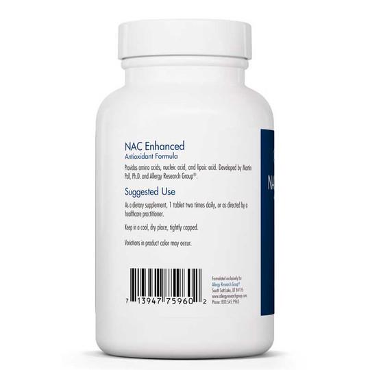 NAC Enhanced Antioxidant Formula