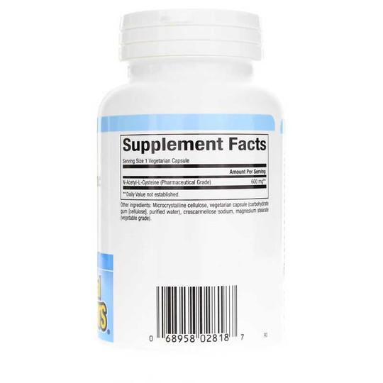 NAC N-Acetyl-L-Cysteine 600 Mg
