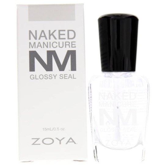Naked Manicure Glossy Seal