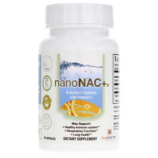NanoNAC + with Vitamin C