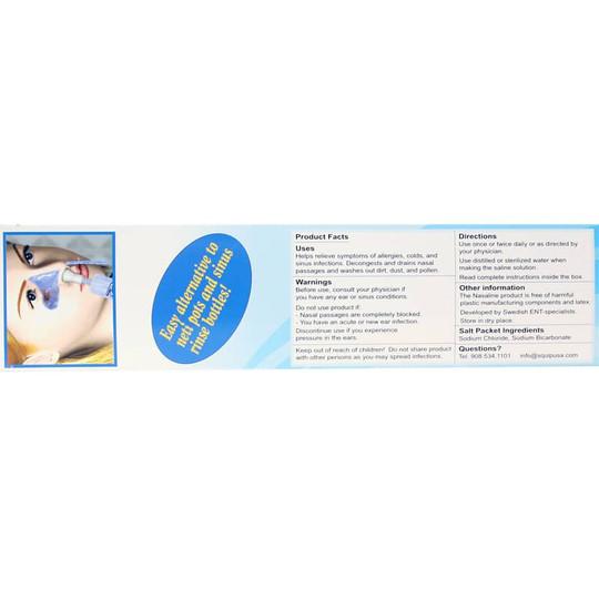 Nasaline Nasal Rinsing System