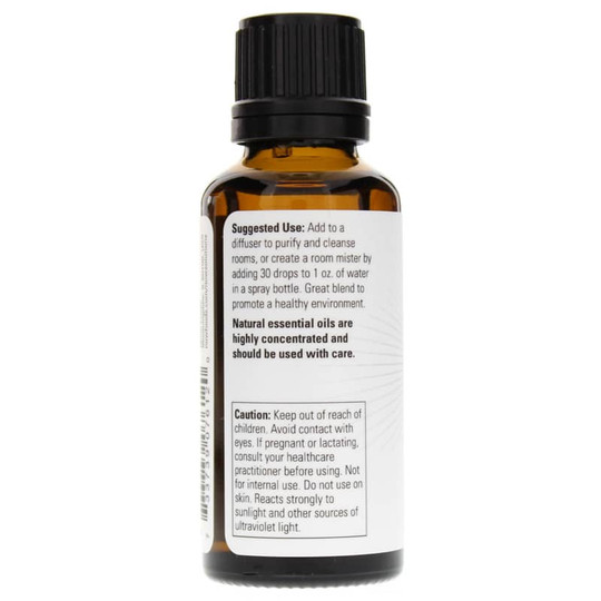 Nature's Shield Essential Oil Blend