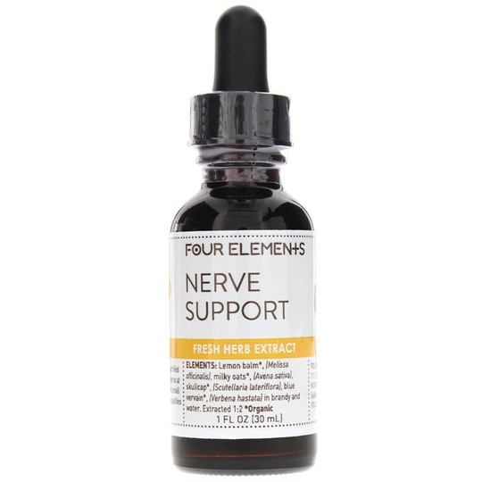 Nerve Support Fresh Herb Extract