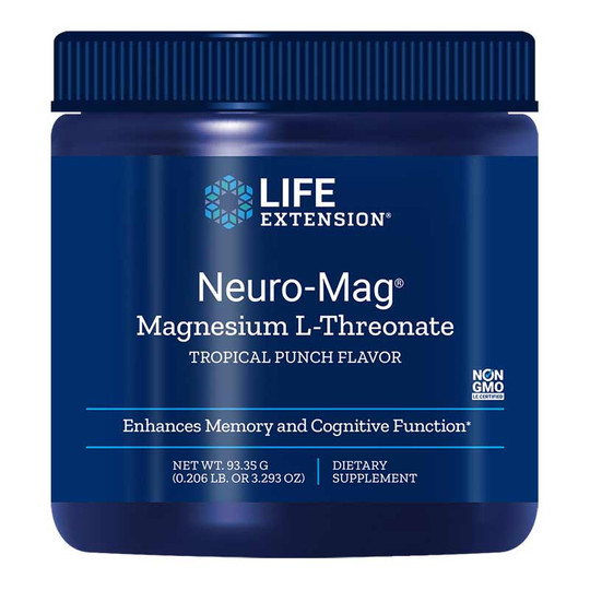 Neuro-Mag Magnesium L-Threonate Powder
