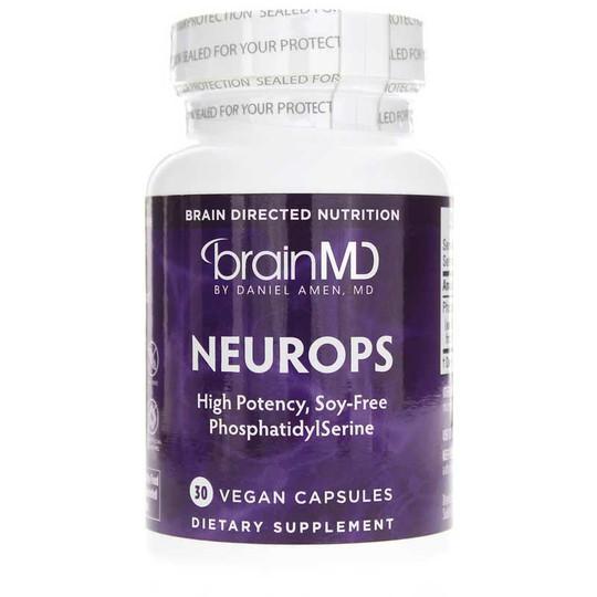 NeuroPS, 30 Capsules, BrainMD