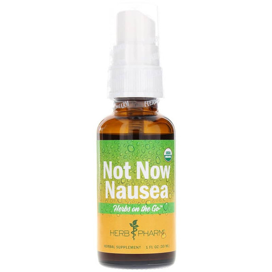 Not Now Nausea Spray