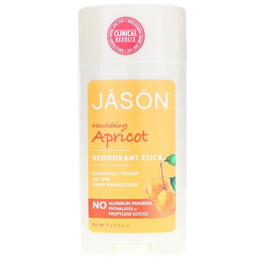 Nourishing Apricot Deodorant Stick