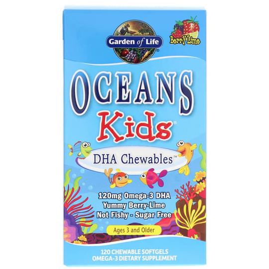 Oceans Kids DHA Chewables