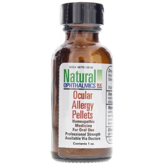 Ocular Allergy Pellets Homeopathic Medicine