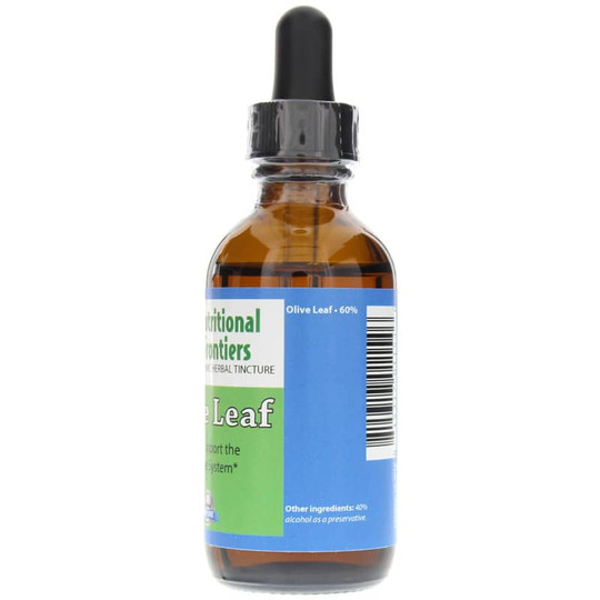 Olive Leaf Organic Herbal Tincture