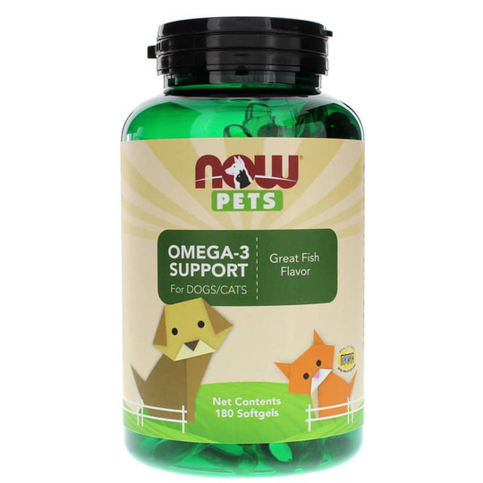 Omega-3 Support for Dogs/Cats