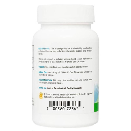 Optimal Zinc Chewable
