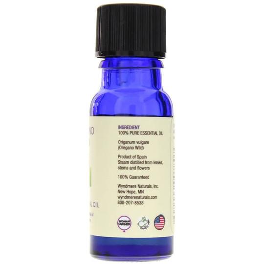 Oregano Wild Essential Oil