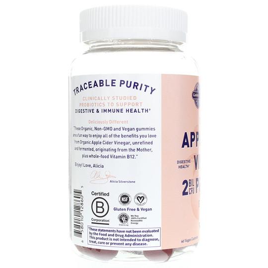 Organic Apple Cider Vinegar Probiotic Gummies