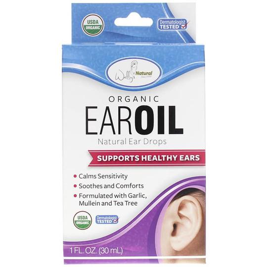Organic Ear Oil