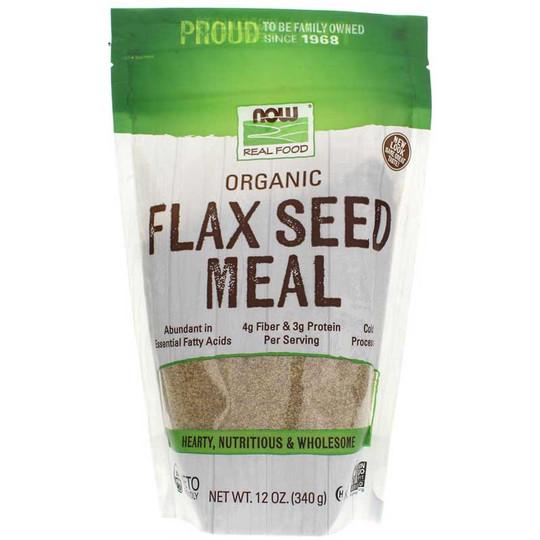 Organic Flax Seed Meal