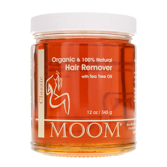 Organic Hair Remover with Tea Tree Oil
