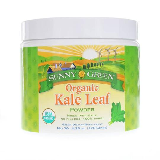 Organic Kale Leaf Powder