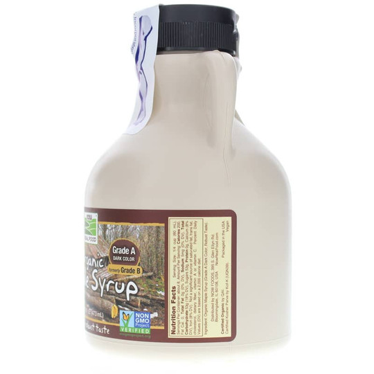 Organic Maple Syrup Grade A