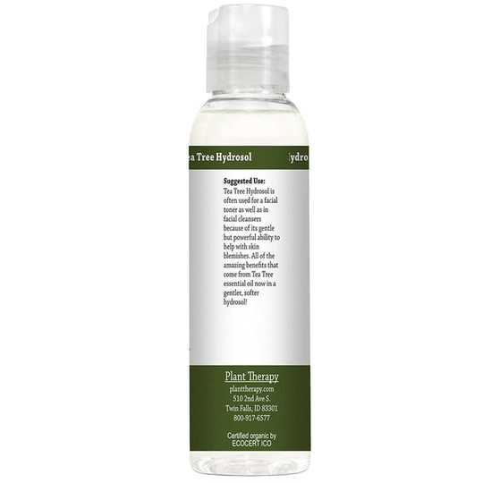 Organic Tea Tree Hydrosol