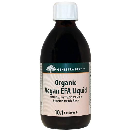 Organic Vegan EFA Liquid Pineapple Flavor