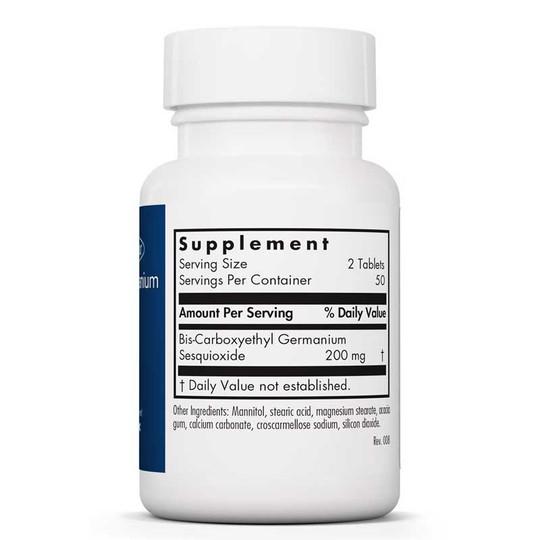 OrganoGermanium Tablets