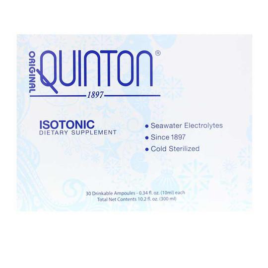 Original Quinton Isotonic 30 Amps