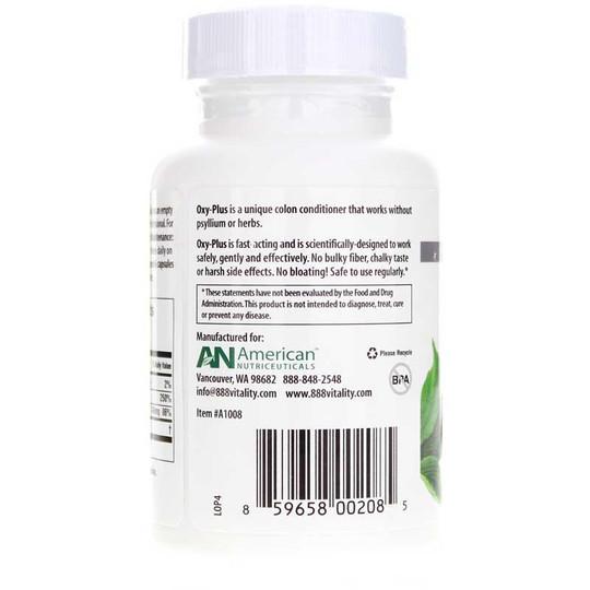 Oxy-Plus Colon Cleanser