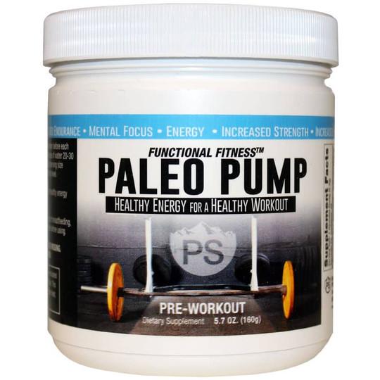 Paleo Pump Pre-Workout